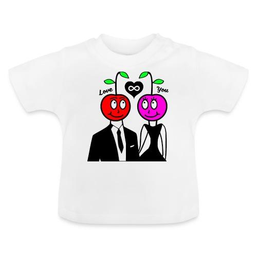Happy Kirsche - Baby T-Shirt