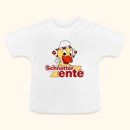 Schnatterinchen Schnatterente - Baby T-Shirt