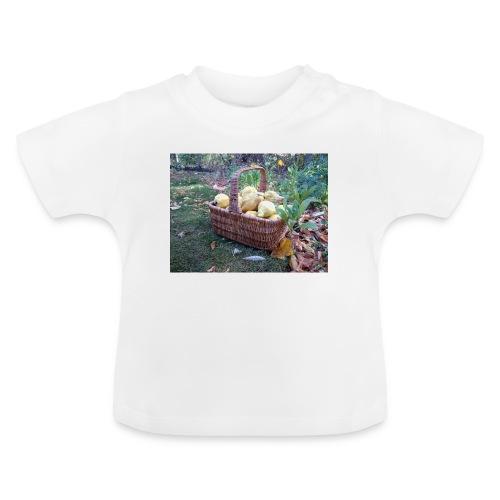 Quitten-Korb - Baby T-Shirt