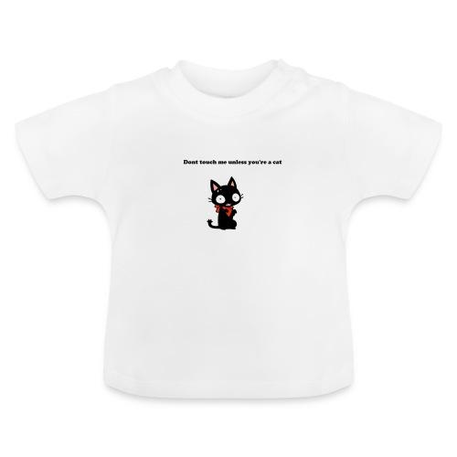 Imnotacat Tshirt - Baby-T-shirt