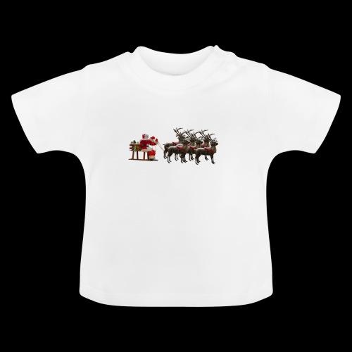 Père Noël - T-shirt Bébé