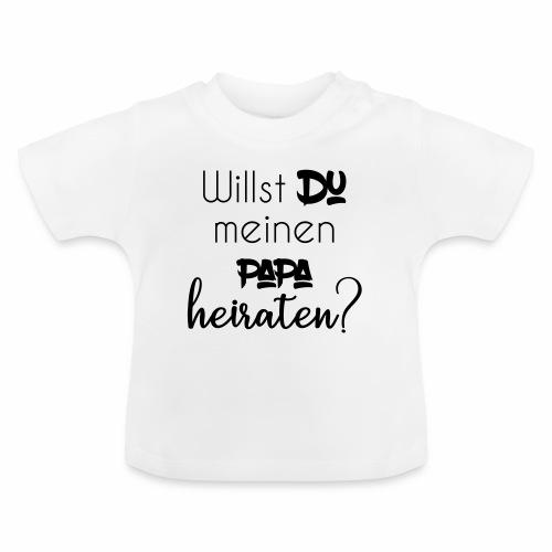 Heiratsantrag Body - Baby T-Shirt