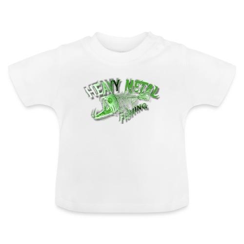 heavy metal alien - Baby T-Shirt