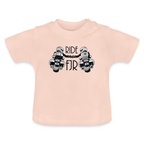 0852 2 RIDE FJR - Baby T-shirt