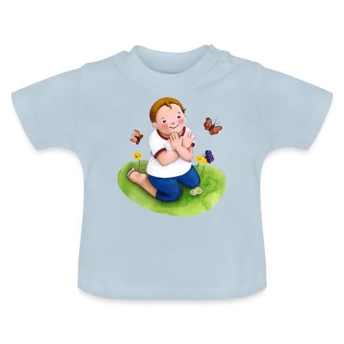 Gebärde Schmetterling - Baby T-Shirt