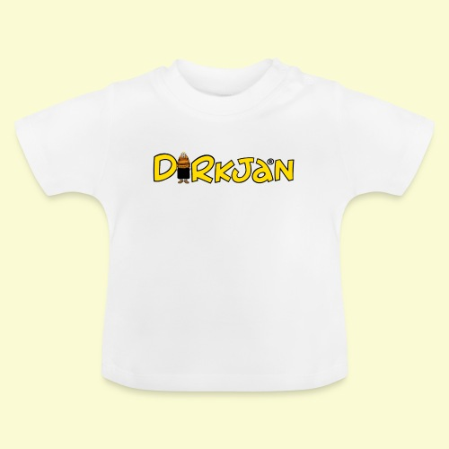 DIRKJAN Logo - Baby T-shirt