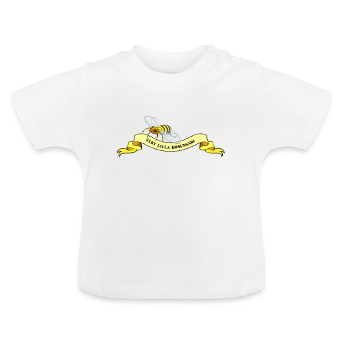 Vårt Lilla Honungsbi - Baby-T-shirt
