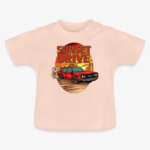 Sunset Drive - Baby T-Shirt