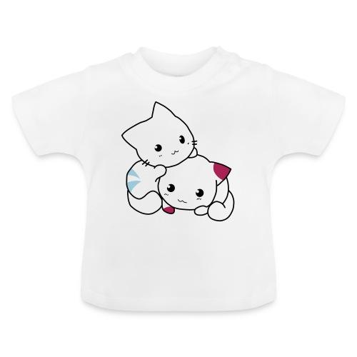 Katzenbabys - Baby T-Shirt