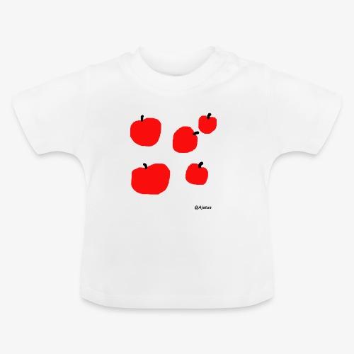 Omenat - Vauvan t-paita