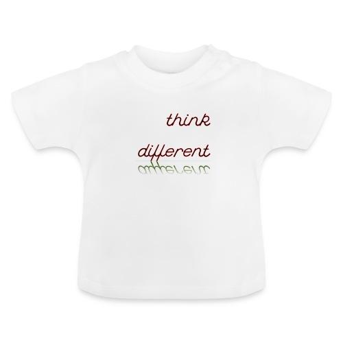thinkdifferent - Baby T-Shirt