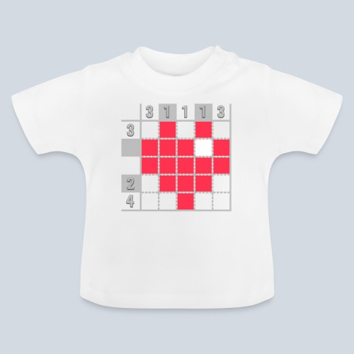 Heart Tshirt Women - T-shirt Bébé