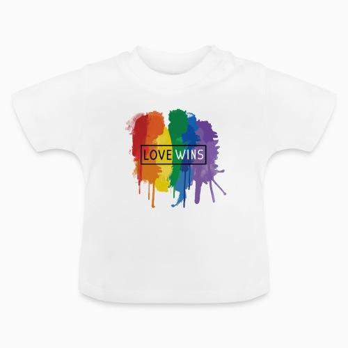 Love Wins - Baby T-Shirt