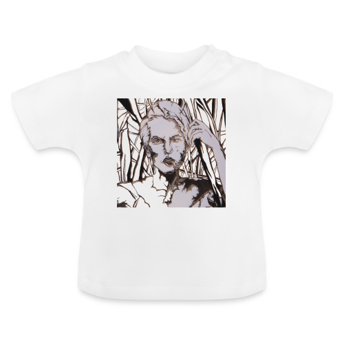 Wom4n in jungle - Baby T-Shirt