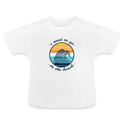 Beach Vibes - Baby T-Shirt