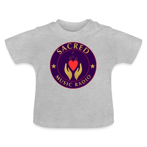 Spread Peace Through Music - Baby T-Shirt