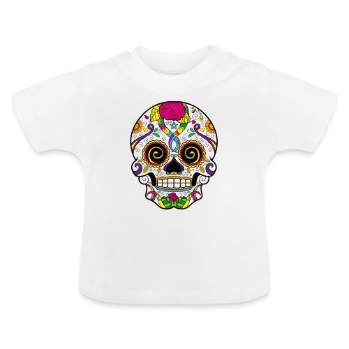 skull3 - Maglietta per neonato