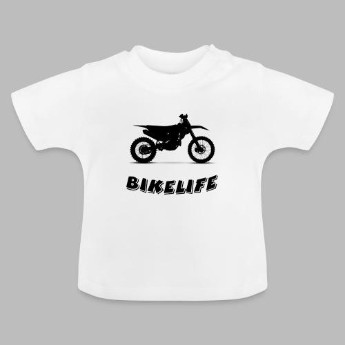 Bikelife - Baby-T-shirt