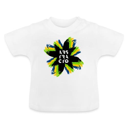 Arte Abstracto - Camiseta bebé