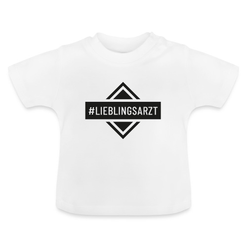 Lieblingsarzt (DR13) - Baby T-Shirt