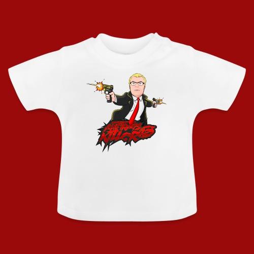 Auftragskillerx2 Comic Desing - Baby T-Shirt