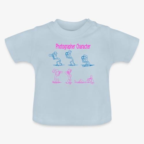 Photography 6 - Camiseta bebé
