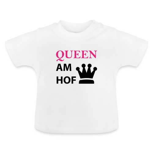 Queen am Hof - Baby T-Shirt