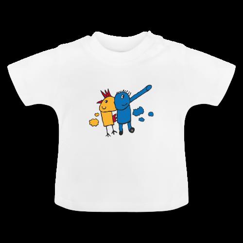 Gallifante - Camiseta bebé