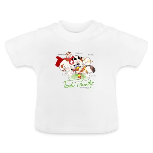 FF FAMILIE 01 - Baby T-Shirt