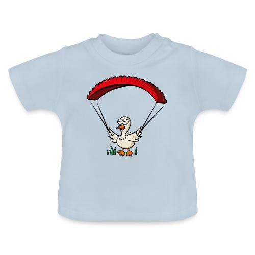 Groundhendl Groundhandling Hendl Paragliding - Baby T-Shirt