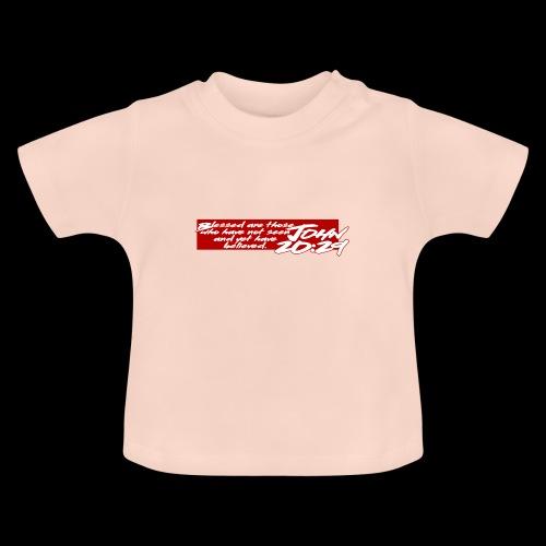 OVER REASON 2 - Camiseta bebé
