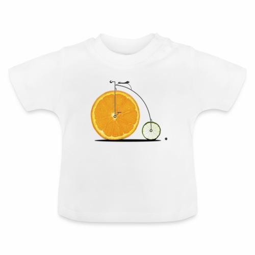 Fruit Bicycle - Baby T-Shirt
