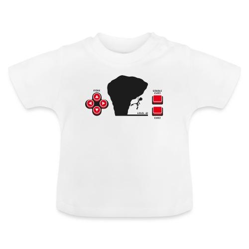 Climber Telespiel - Baby T-Shirt