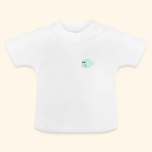 poisson - T-shirt Bébé