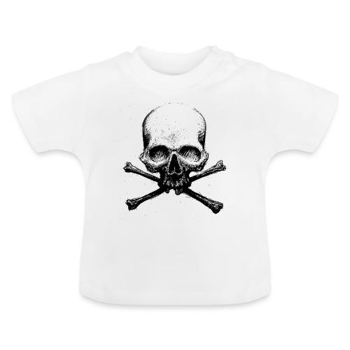 DeadSkull - Maglietta per neonato