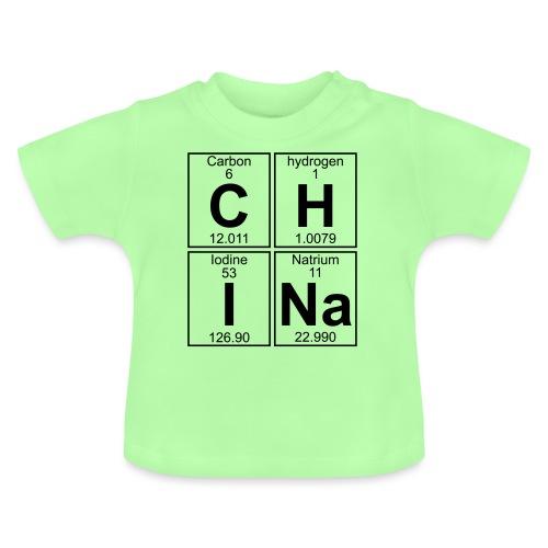 C-H-I-Na (china) - Full - Baby T-Shirt