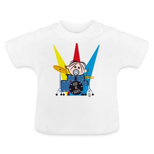 HIJO DE HEAVY - Camiseta bebé