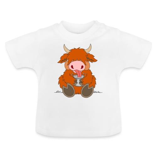 Shortcake - Die Milch macht's! - Baby T-Shirt