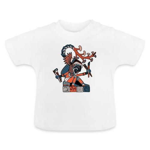 MAESTRO MEZCALERO PREHISPÁNICO - Camiseta bebé