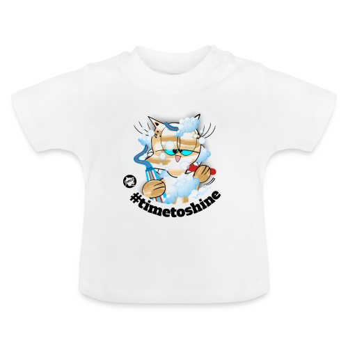 #timetoshine - Baby T-Shirt