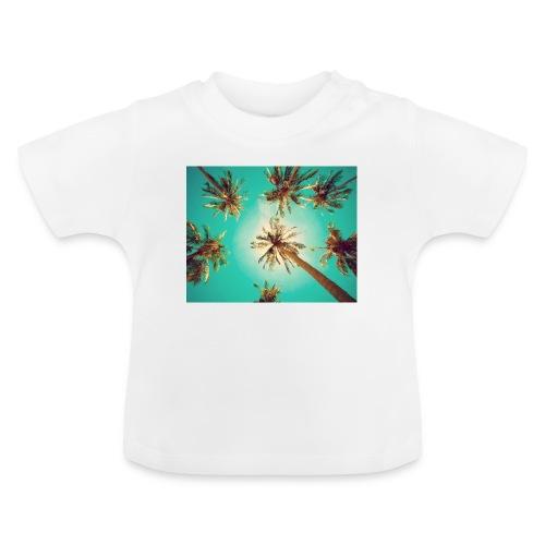 palm pinterest jpg - Baby T-Shirt
