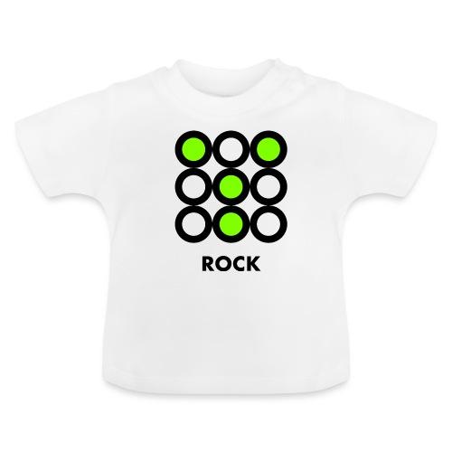 Rock - Maglietta per neonato