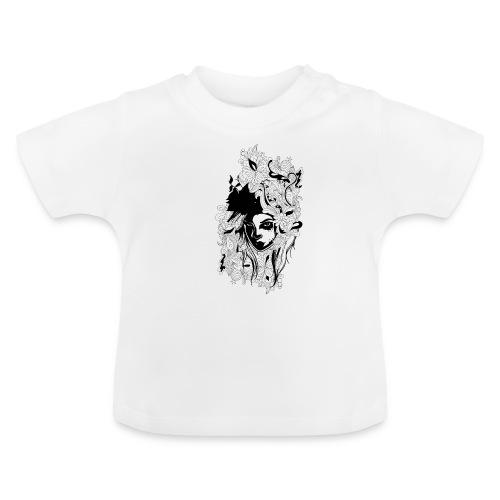 Akasacian tshirt design 611 - Camiseta bebé