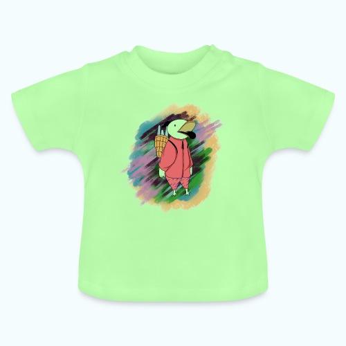 80s Comic Style Graffiti - Baby T-Shirt