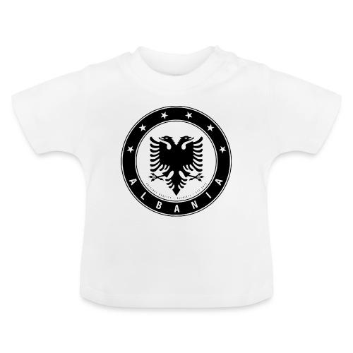 Patrioti Albania Black - Baby T-Shirt