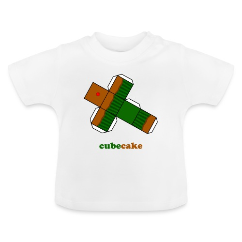 cubecake - Baby T-shirt