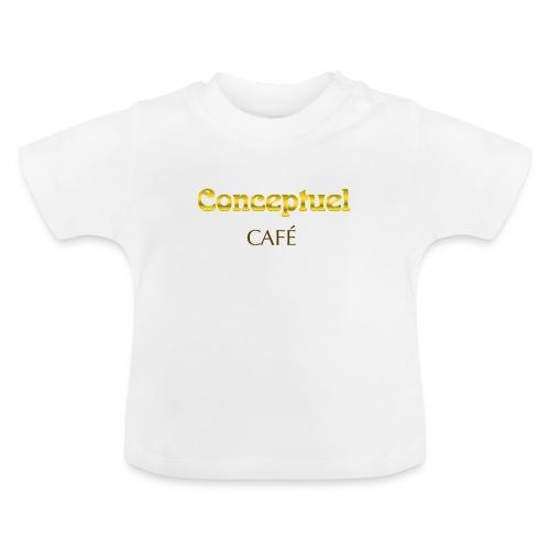 Konzeptionelle kaffee - Baby T-Shirt