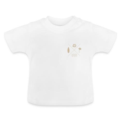 Surf X - Camiseta bebé