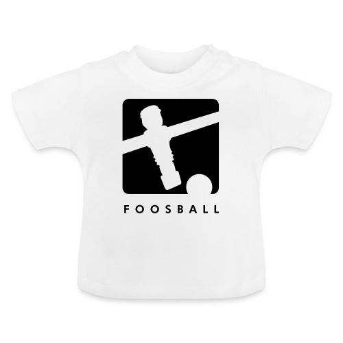 Foosball - Kickershirt - Baby T-Shirt