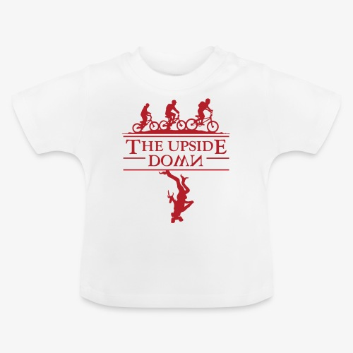 upside down - Koszulka niemowlęca